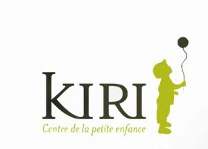 Logo KIRI Centre de la petite enfance