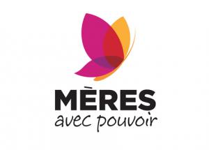 Logo Meres avec Pouvoir