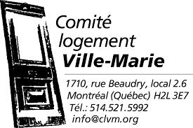 Logo comite logement ville-marie