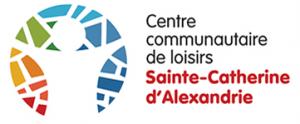 Logo Centre communautaire de loisirs Sainte-Catherine d'Alexandria