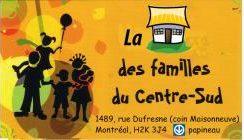 Maison des familles Centre-Sud